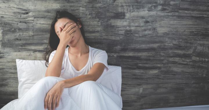 Slaaptekort door stress voorkomen